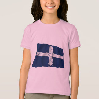 Eureka Stockade Waving Flag T-Shirt