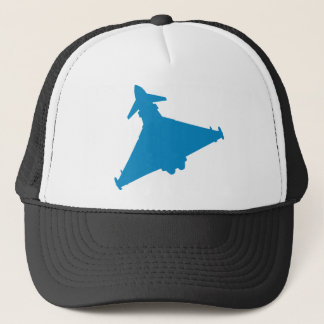 Eurofighter Typhoon Fighter Jet Trucker Hat