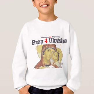 Euromaidan Pray Ukraine Freedom support Sweatshirt