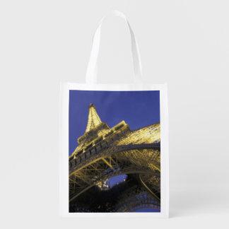 Europe, France, Paris, Eiffel Tower, evening 2