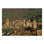 Europe, Germany, Heidelberg. Castle
