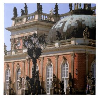 Europe, Germany, Potsdam. Parc Sanssouci, Neus Tile