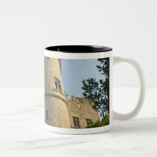 Europe, Greece, Dodecanese Islands, Rhodes: Two-Tone Coffee Mug