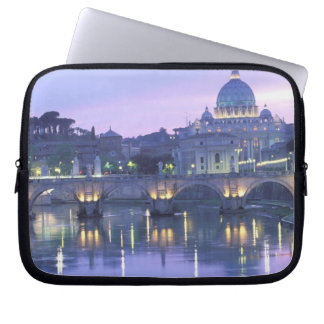 Europe, Italy, Rome, The Vatican. St. Peter's & Laptop Sleeve