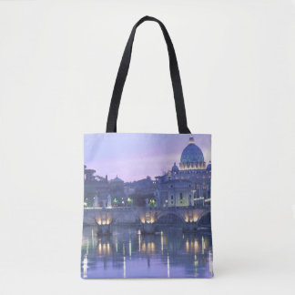 Europe, Italy, Rome, The Vatican. St. Peter's Tote Bag