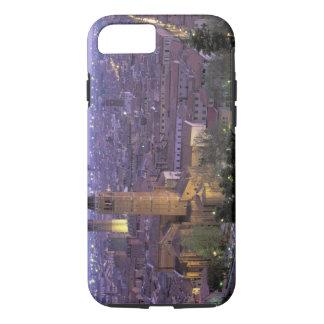 Europe, Italy, Veneto, Verona. View from Castel iPhone 8/7 Case