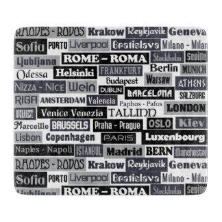 European Traveler cutting boards
