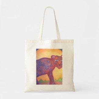 Even a Leopard tote bag