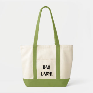 Even Bag Ladies Can Be Stylish!
