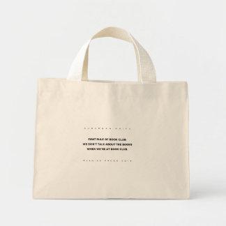 Even More Perfect Book Club Tote Mini Tote Bag
