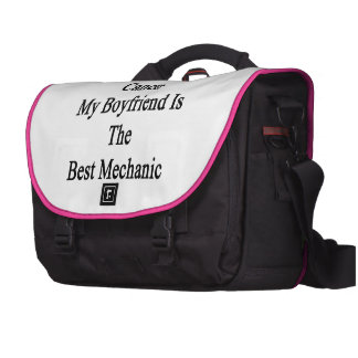 Even With Cancer My Boyfriend Is The Best Mechanic Commuter Bags