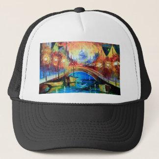 Evening Amsterdam Trucker Hat
