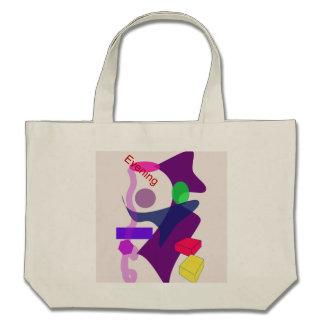 Evening Canvas Bag