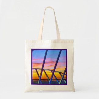 Evening Delight No. 3 Cruise Sunset Budget Tote Bag