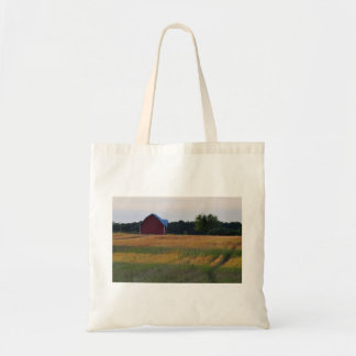 Evening in the Country Budget Tote Bag