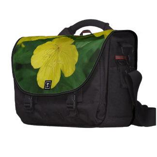 Evening Primrose Laptop Bag