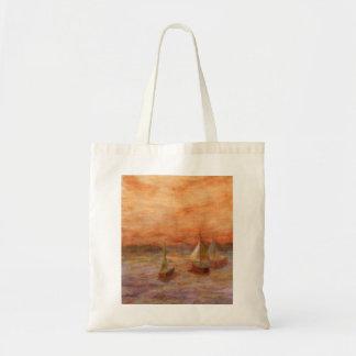Evening Sail, Bag