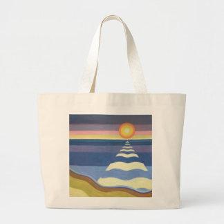 Evening Sun 2003 Jumbo Tote Bag
