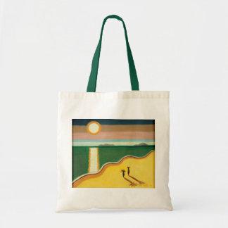 Evening Sun 2010 Budget Tote Bag