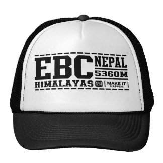 Everest Base Camp Cap