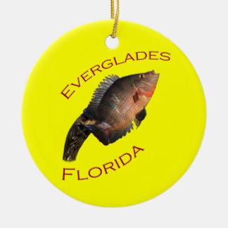 Everglades Christmas Ornament