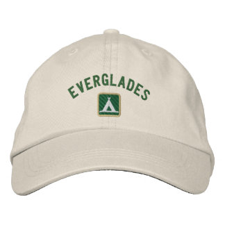 Everglades National Park Embroidered Baseball Cap
