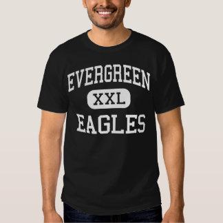 Evergreen - Eagles - Junior - Salt Lake City Utah T-shirt