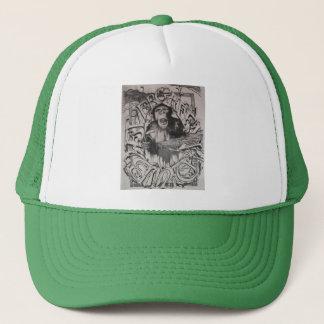 evergreendub trucker cap