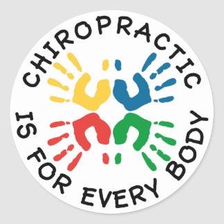 Every Body Chiro Stickers