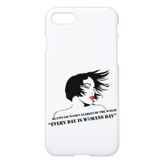 Every Day Is Woman's Day iPhone 8/7 Case