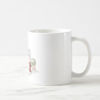 Every Glamorous Morning Basic White Mug