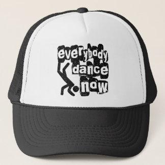 Everybody Dance Now Trucker Hat
