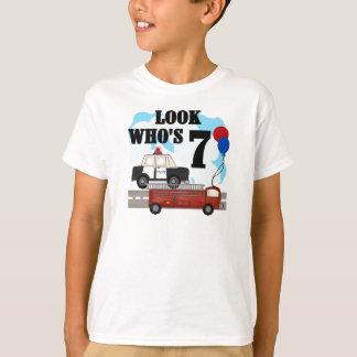 Everyday Heroes 7th Birthday T-Shirt