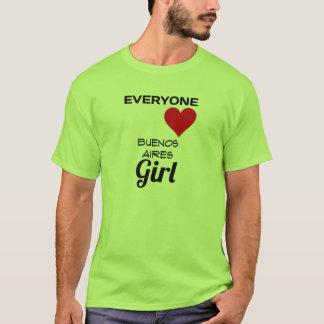 everyone buenos aires girl T-Shirt