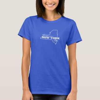 Everyone Loves a New York Girl T-shirt