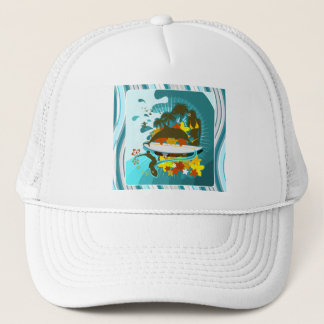 Everything Is Better At The Beach Trucker Hat