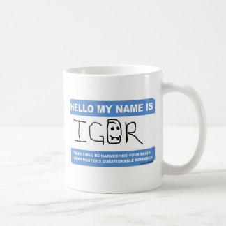 Evil Assistant's Coffee Mug
