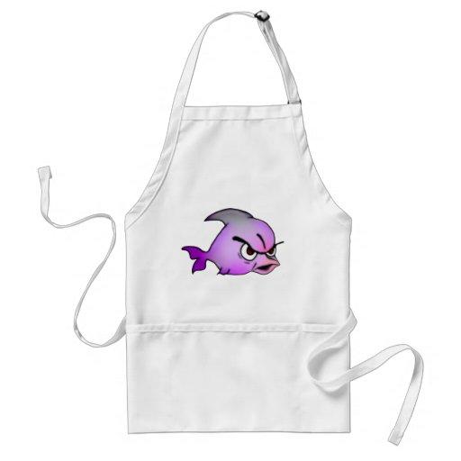 Evil Fish Apron