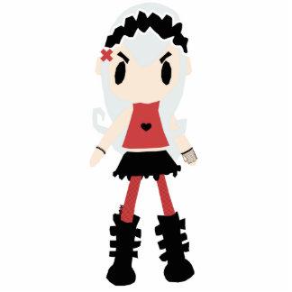 Evil Lolita Cut Out
