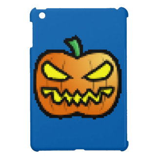 Evil Pixel Pumpkin Case For The iPad Mini