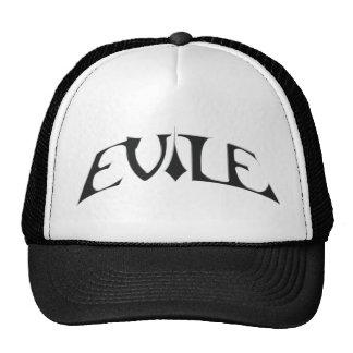 Evile INFECTED NATIONS logo hat