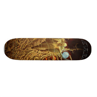 Evile - Infected Nations skate deck