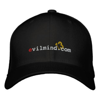 evilmind cap embroidered hat