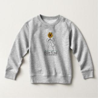 EVM Toddler Sweatshirt Grey
