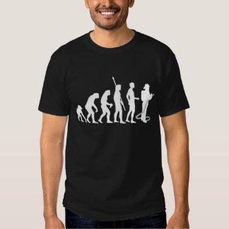 evolution fire more fighter shirt