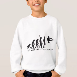 evolution martially kind sweatshirt