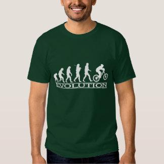 Evolution - Mt Biking T Shirt