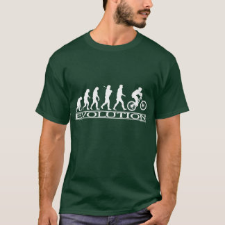 Evolution - Mt Biking T-Shirt