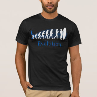 Evolution of Surfing T-Shirt