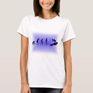 Evolution of the Highside (Blue) T-Shirt